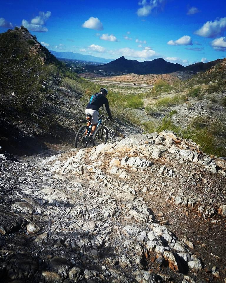 Mountain Biking in Phoenix AZ