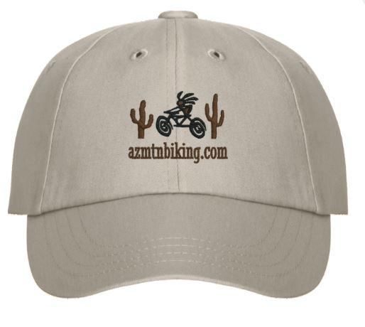 Tan/Stone AZMB Hat